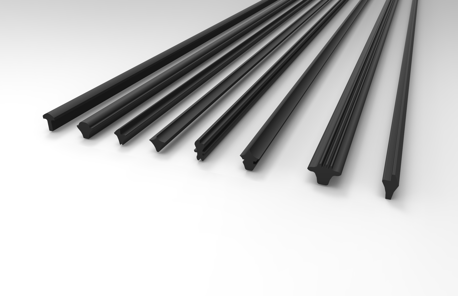 Rubber Mouldings Amp Extrusions Vip