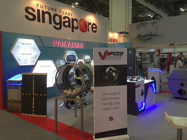 VIP & Pan Asian Holdings Ltd - Singapore-Water-Week-2016