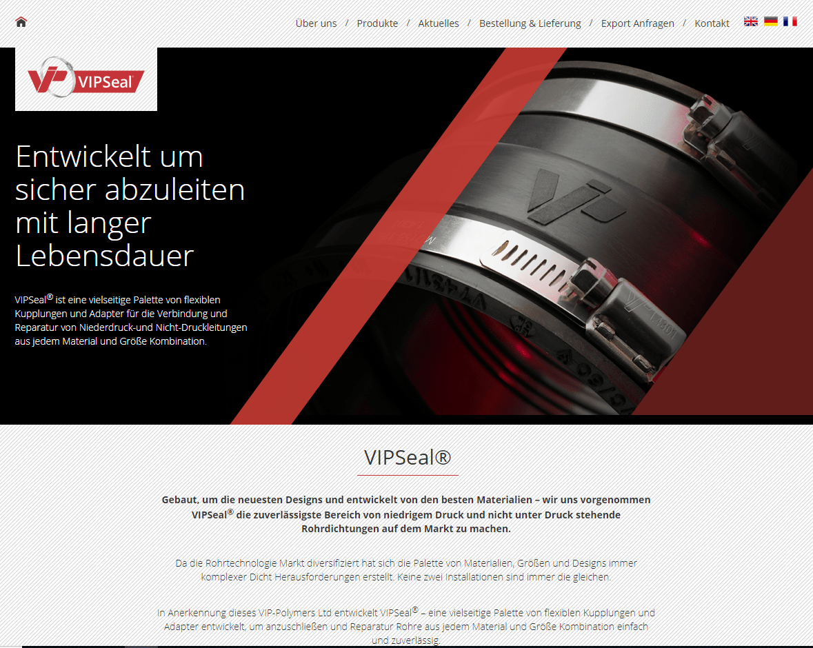 German VIPSeal Site